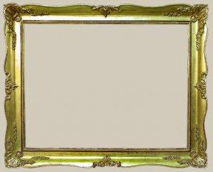 Рама 1/РШ-66700. Размер 131х98,5см в свету. Ширина листели 15см. 50-ее гг 19 века. Россия. Дерево, резьба (оргнаментальный пояс,прилегающий к картине), мастичная лепка. Полиментное и матовое сусальное золочение.